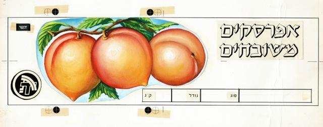 אפרסקים משובחים