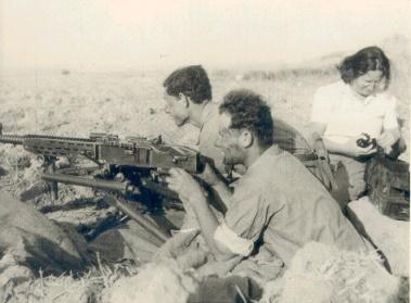 עמדה בנחביר 1948