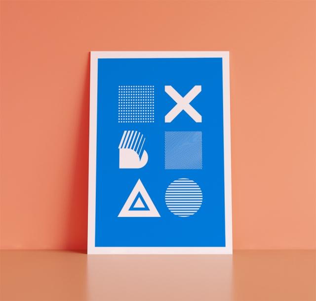 עיצוב פוסטרים ומוצרים תדמיתיים