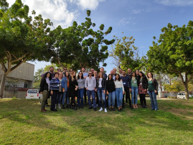 בוגרי ובוגרות אוניברסיטת־דפוס בארי 2019